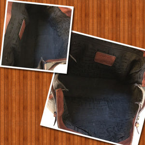 Fossil Bags - SOLD!! FOSSIL Large Vintage ReIssue Travel Bag